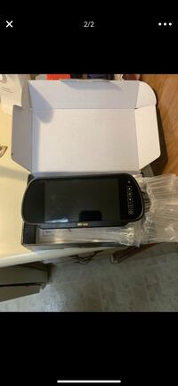 7 inch rear view monitor with backup camera $50 Suitland, 20746