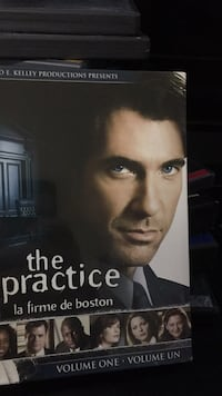 The Practice Tv series volume 1 Mississauga, L4T 3A1