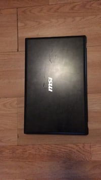 MSI gaming laptop missing hard drive: will to trade Knoxville