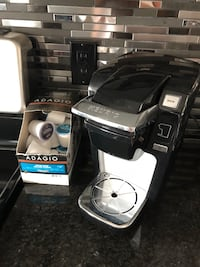 black and gray Keurig coffeemaker St Albert, T8N 6X5