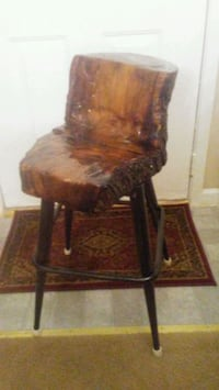 brown wooden table with chair Griffin, 30223
