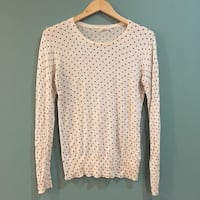 Polka Dot Long Sleeve Ashburn, 20148