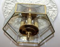 6 sided ceiling huger fixture HAMILTON