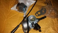 70cc new throttle cable,caborator, and air filter Parkersburg