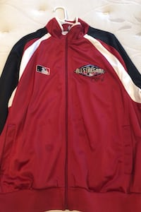 Cole Hamels sighed all star jacket Berlin, 08009