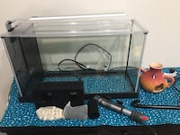 Fluval spec v 5 gallon aquarium fish tank +accessories Hyattsville, 20782