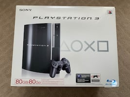 Playstation 3 80gb console