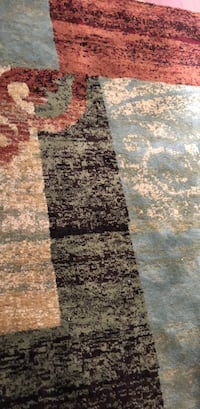 Brown and black area rug Laurel, 20724