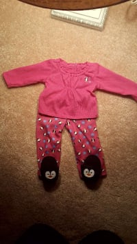 RETIRED LIMITED EDITION American Girl pajamas 28 km