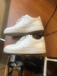 AIR FORCE ONE WHITE SIZE 12.5 Dallas, 30157