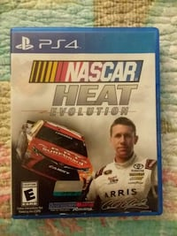 Ps4 game, NASCAR heat evolution  Fredericksburg, 22406