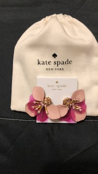 Kate Spade Vibrant Life Pink Multi Earrings Mississauga, L4Z 1H7