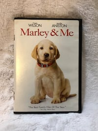 """""""Marley & Me"""" DVD, 2008, Widescreen, Pre-Owned In EUC"""