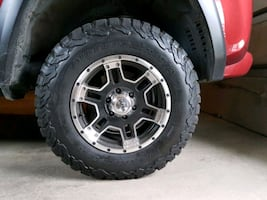 Excellent Wheel & Tire Package