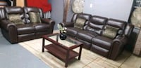 Recliner set (3+2)/ delivery available Mississauga, L4Y 1P2