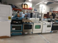 Appliances at the Aberdeen ReStore ROCKVILLE
