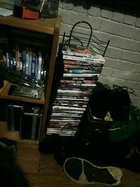 Lot of 60 dvd movies in pristne condition Midwest City, 73110