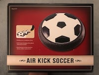 New Air Kick Soccer Toy - Battery Operated