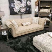 Brand new beautiful couch and chair from Value city Alexandria, 22306