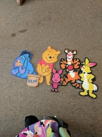 Winnie the Pooh and friends perler bead Ogden, 84404
