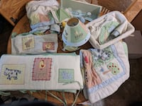Complete nursery set Fall River, 53932