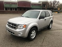 Ford Escape 2012 MOUNT CLEMENS