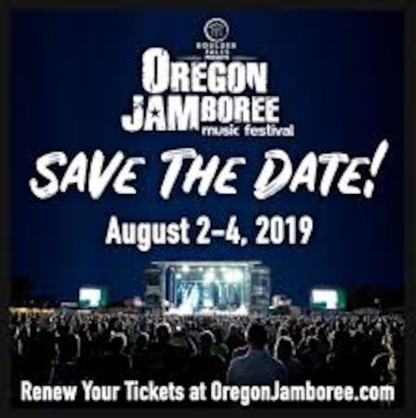 2019 Oregon Jamboree GA Premier Ticket