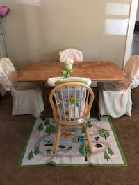 Dining Table and Chairs Greeley, 80631