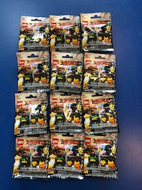 THE NINJAGO MOVIE MYSTERY BAG LOT OF 12 #71019 Mooresville, 28117