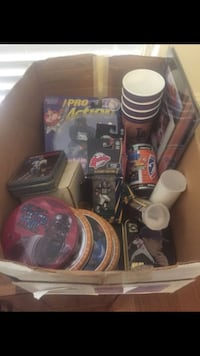 Box of Sports Collectibles  Las Vegas, 89117