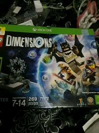 XBOX ONE LEGO DIMENSIONS STARTER PACK Oakland, 94621