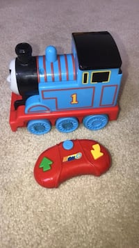 Thomas the Train Remote Control with REAL Steam toy!