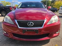 2009 Lexus IS 250 4dr Sdn Auto V6 AWD/Leather Interior/Sunroof/One owner/Low Mileage Toronto