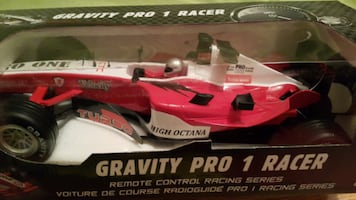 Remote control Ferrari red