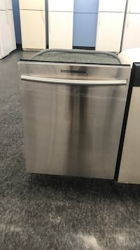 stainless steel and black kitchen appliance Toronto, M3J