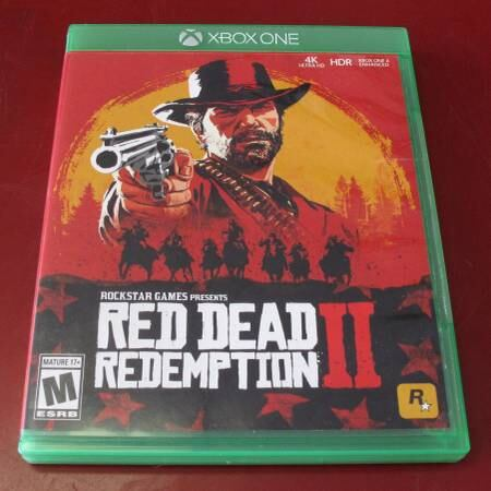 Red Dead Redemption 2 (Xbox One) 461848f4-824f-4b11-981d-5ab65122d08a