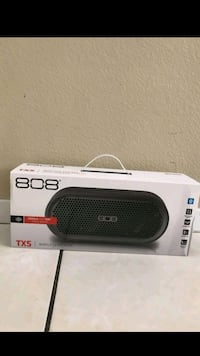 white and black 808 portable speaker Las Vegas, 89147