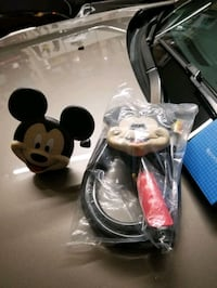 Mickey Mouse shower head and wand,brand  new