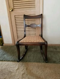 Vintage rocking chair Mount Pleasant, 53406