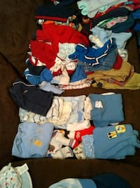 Baby Boy clothes Lincoln Park, 48146