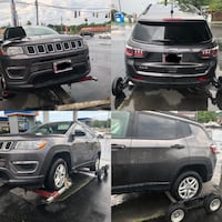 Accident towing, break down, gasoline delivery, tire change & plug Baltimore, 21206