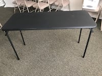 10 folding tables like new 48 x 20 Rockville, 20850