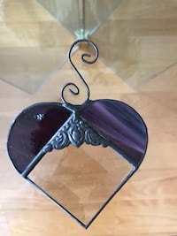 Wedding or Shower favors-Stained glass heart ornaments Miller Place, 11764