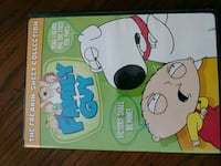 Family guy dvd West Milford, 07480