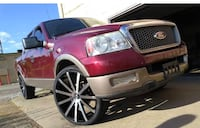 Ford - F-150 - 2005 Indianapolis