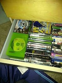 assorted Xbox 360 game cases can negotiate Fair Oaks, 95628