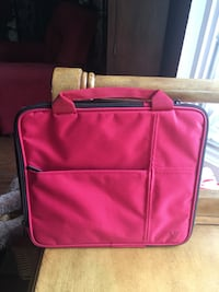 IPad or Tablet red carrying case Orange, 92869