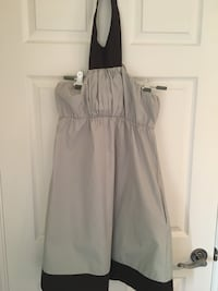 Dress light blue/brown Kitchener, N2P 2V2