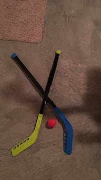 Adjustable kids hockey stick Calgary, T3K 6E3
