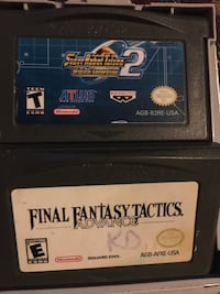 PSP and gameboy advance games North Dumfries, N0B 1E0